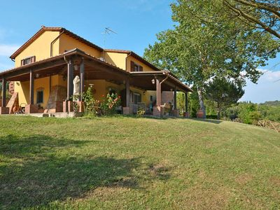 Photo for Vacation home Podere I Laghi  in Palaia (PI), Pisa - Lucca surroundings - 8 persons, 3 bedrooms