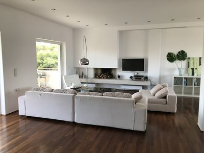 Photo for Minimalistic apartment in Athens riviera