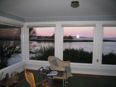 Photo for Spectacular View from Christmas Cove, Maine...  New dates available!