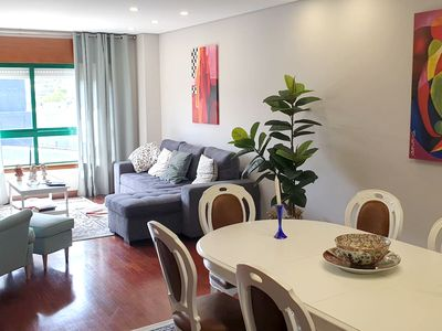 Photo for Homerez last minute deal - Spacious apt in Marco de Canaveses