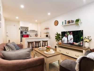 Photo for Cute 2 bed 'Self Isolation' home - massive discount - free Netflix, wifi & wine.