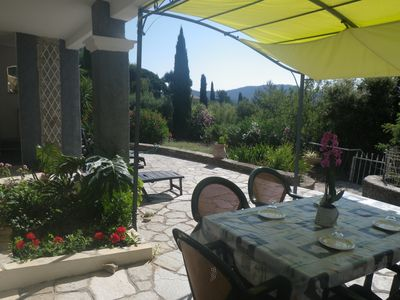 Photo for Apartment T3. Terrace, enclosed garden, private parking ds Villa standing
