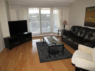 Photo for Two Bedroom Condo Next to Scenic Lake Banook