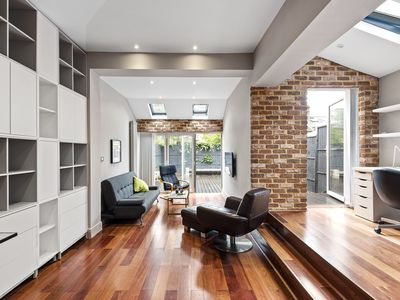 Photo for Bright West Hampstead apartment in St John's Wood with private terrace.