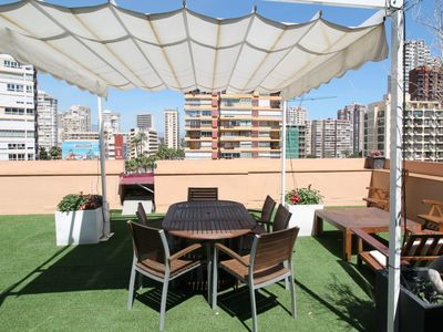 Photo for Apartment Las Flores, 4H  in Benidorm, Costa Blanca - 3 persons, 1 bedroom