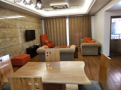 Photo for 3BR House Vacation Rental in Kilimani, Nairobi County