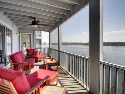 Photo for Regatta Bay- No steps! 3BR/3BA  Sleeps 8...Amazing View/Dock included