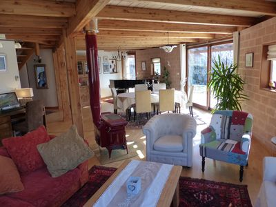 Photo for Hearty bioclimatic villa, in an exclusive and quiet site