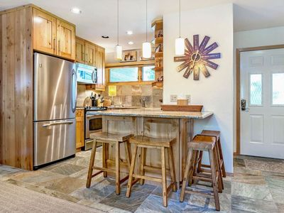 Photo for Vail - Beautifully remodeled 2BR/2Bath - on Bus route to Vail village
