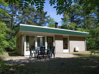 Photo for Single storey bungalow with a fireplace, not far from Assen