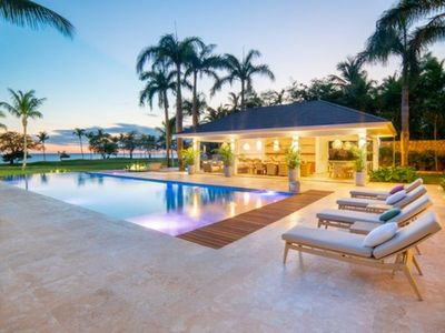 Photo for Villa Roseline - 7 bedrooms - Casa De Campo