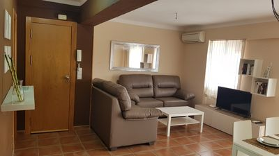 Photo for Nice apartment with terrace next to the center of Alicante