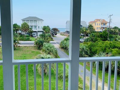 Photo for Folly Beach Vacation Rental - Marsh Mellow - 5BR/4BA 2nd row home with breathtaking views!
