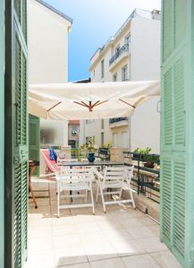 Photo for La terrasse Apartment Five Stars Holiday House