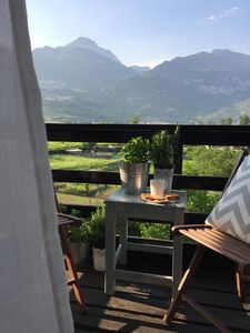 Photo for 1BR Apartment Vacation Rental in Trento