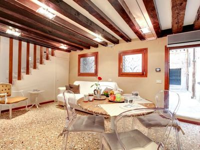 Photo for APARTMENT IN THE HEART OF VENICE!