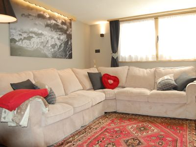 Photo for REFINED APARTMENT 10 MINUTES FROM CORTINA
