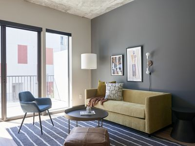 Photo for Sonder | Mill Ave | Contemporary 1BR + Kitchen