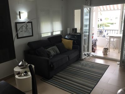 Photo for Superb 2 rooms view marina