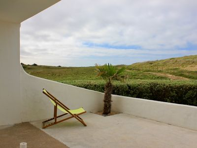 Photo for Holiday 30 meters from the beach with view on dunes