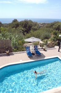 Photo for Villa Margaret Rose. Luxury Holiday Villa with Private Pool & Stunning Sea Views