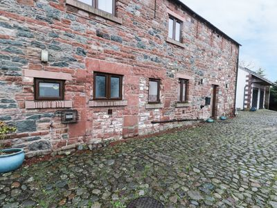 Photo for BLENCATHRA BARN, pet friendly, with hot tub in Penrith, Ref 29323