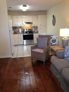 Photo for Newly renovated 2b/1b condo minutes from the beach!