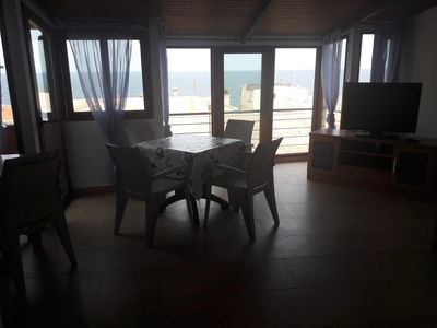 Photo for available July 30 to August 5 at 40 meters from the sea 6 people