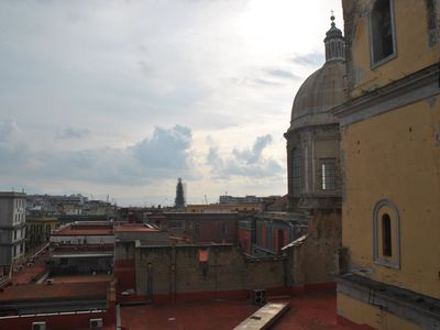 Photo for B & B OTTAVO, in the heart of Naples, a few steps from Piazza Garibaldi station