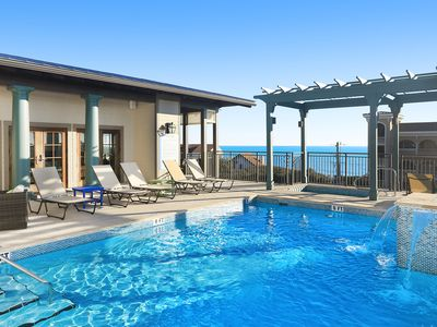 Photo for 8377 County Highway 30A E Unit 203 by Royal Destinations ~ Roof Top Pool~