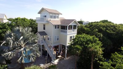 Photo for Paradise Found/ North Captiva / Heated Pool