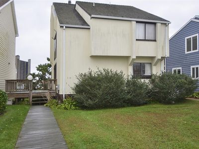 Photo for FREE ACTIVITIES!!! Bethany Beach    3 bedroom plus loft.  Spiral steps to loft.  2.5 bath single family home