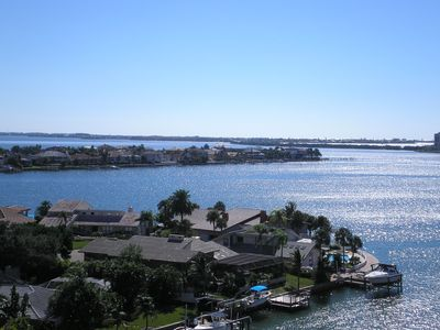 View from Balcony overlooking Bayway isles - Private island