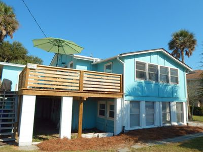 Photo for Ahh Folly~ Another one of Folly's Best! Triplex w/Ocean Views