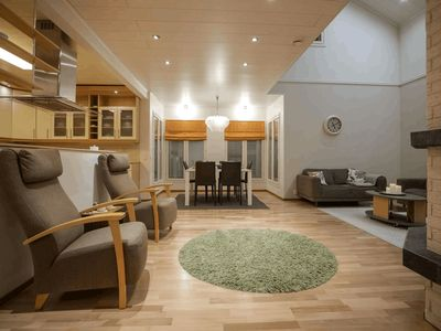 Photo for Villa with sauna in Rovaniemi