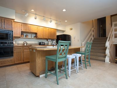 Photo for 200ft to Slopes -Big Kitchen & Living Room- HT & Shuttle - Discounted Lift Tickets Available