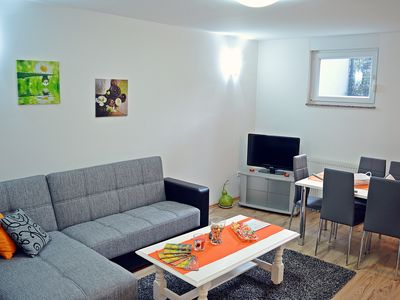 Photo for Apartments Tony*** Two-Bedroom Apartment with Parking (Basement) - AP 4