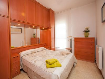 Photo for Apartment 1.3 km from the center of Barcelona with Lift, Parking, Internet, Washing machine (88915)