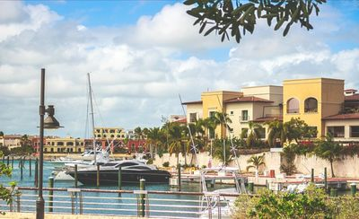 Photo for Great Marina and Beach Apartment - Cap Cana, sleeping 7