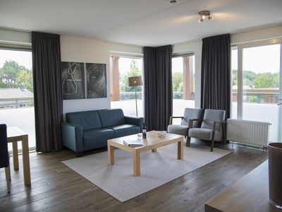 Photo for Luxury luxurious accommodation in the holiday park Landal West Terschelling - Located on forest and dunes