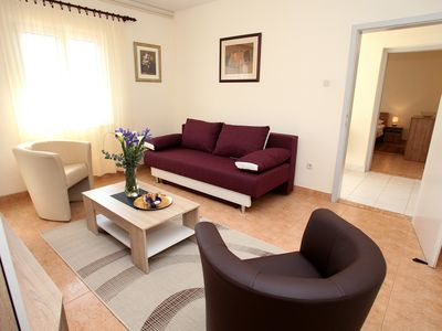Photo for Spacious Apartment in Marina, with two bedrooms, terrace, wifi and air condition