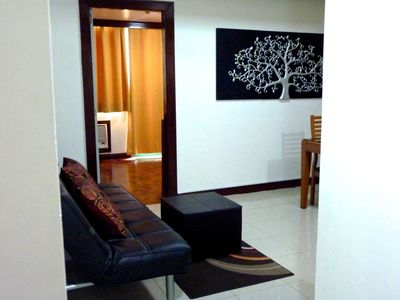 ONE BEDROOM ROBINSONS PLACE MANILA