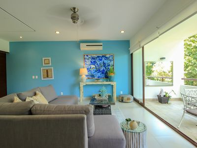 Photo for 1BR Apartment Vacation Rental in Akumal, QROO