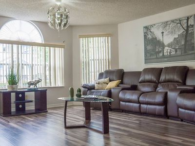 Photo for COZY VACATION HOME NEAR DISENY & ATTRACTIONS!