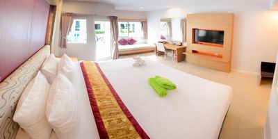 Photo for Andatel Grand Deluxe Room with Pool Access