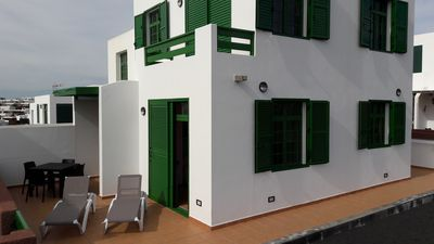 Photo for Villa in Las Coloradas with access on foot to Papagayo and views to Los Ajaches