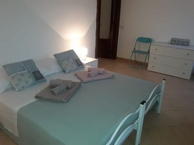Photo for Splendid Cagliari - Beautiful Home Room Apartment - Apartment in the center