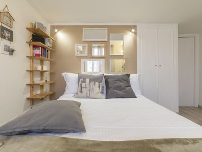 Photo for Lovely and cosy studio flat in Trastevere