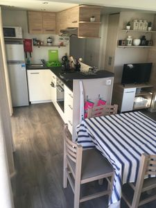 Photo for Rent a large new mobile home (MRI - Luminosa)
