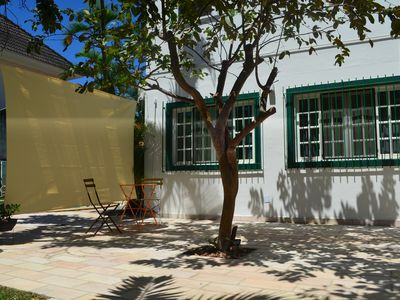 Photo for Studio with garden, fine location - for non-smokers; nearby BRT (bus)/subway